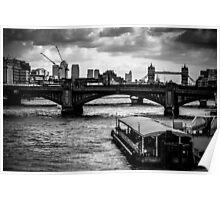 Bridges Of London Poster