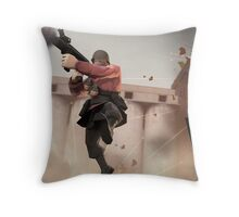 Team Fortress 2 - The Soldier Throw Pillow