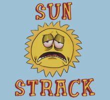 Sun Strack  by DanDav