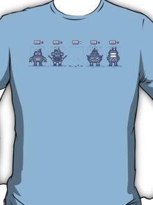 Robot not found T-Shirt