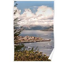 View over Gourock Poster