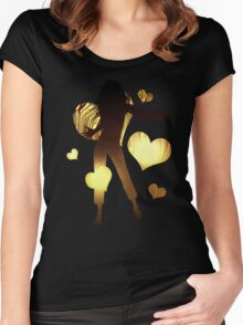 Hot Love Women's Fitted Scoop T-Shirt