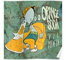 Orange Soda Poster