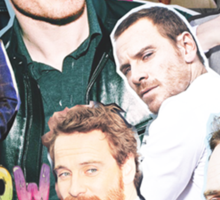 too fassy for you Sticker