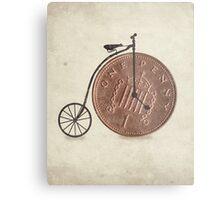 Penny Farthing Metal Print