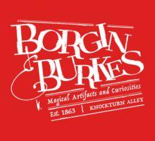 Borgin & Burkes (in white) One Piece - Short Sleeve