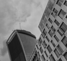 Walkie Talkie London by newcityphotos