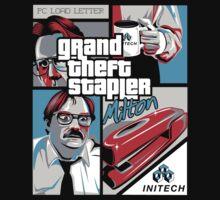 Grand Theft Stapler by Grafx-Guy