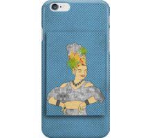 Carmen Miranda iPhone Case/Skin