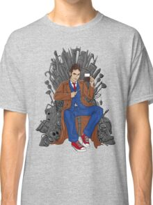 Throne of Time Classic T-Shirt
