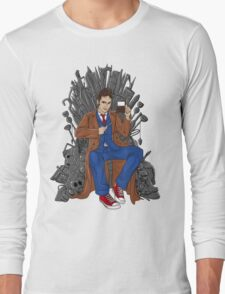 Throne of Time Long Sleeve T-Shirt