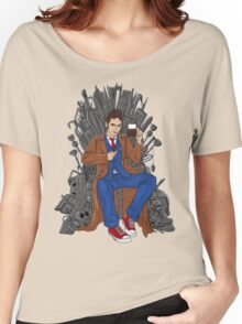 Throne of Time Women's Relaxed Fit T-Shirt
