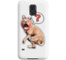 Murphyfox Say What? Samsung Galaxy Case/Skin