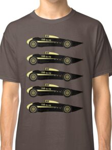 Vintage Speed Classic T-Shirt