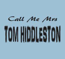 Call Me Mrs Tom Hiddleston by bethanana