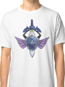 Master Sword - Hylian Shield Aegislash Classic T-Shirt