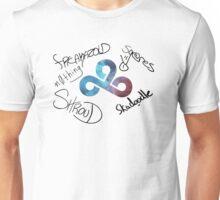CS:GO Signed by Cloud9 CSGO Team Unisex T-Shirt