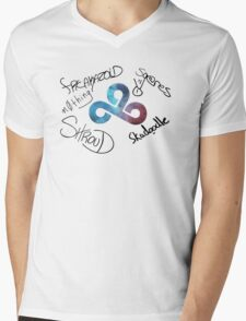 CS:GO Signed by Cloud9 CSGO Team Mens V-Neck T-Shirt
