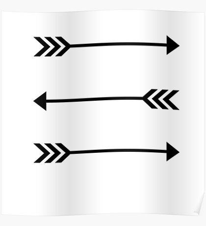 Arrows Poster