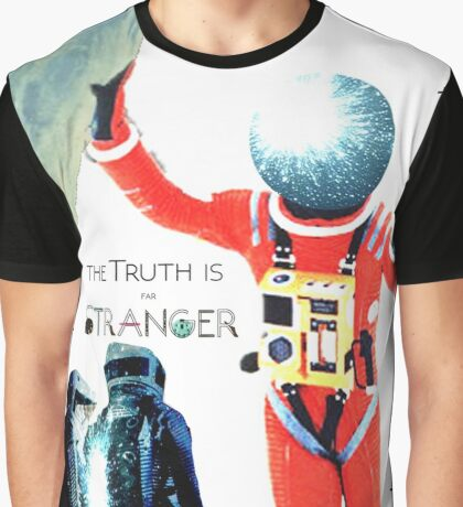 Space Odyssey Montage 2 Graphic T-Shirt