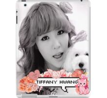 Tiffany Hwang SNSD iPad Case/Skin