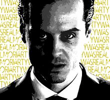 Moriarty Was Real by BritCheekbones