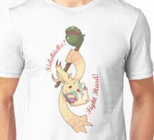 Riki - Sidekicks fight hard! Unisex T-Shirt