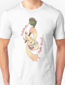 Riki - Sidekicks fight hard! T-Shirt