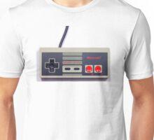 NES Controller T-Shirt Unisex T-Shirt