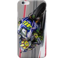 Valentino Rossi at Circuit Of The Americas 2014 iPhone Case/Skin