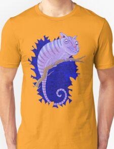 Cheshire Cat Chameleon T-Shirt