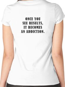 motivation Women's Fitted Scoop T-Shirt
