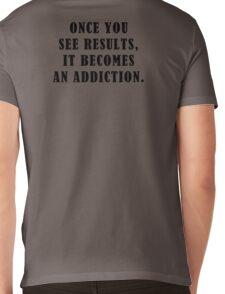 motivation Mens V-Neck T-Shirt