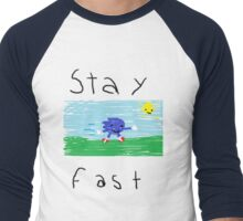 Stay Fast Men's Baseball ¾ T-Shirt