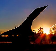 Concorde Sunrise 5 - Brooklands by Colin J Williams Photography