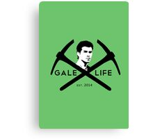 Gale Life Canvas Print