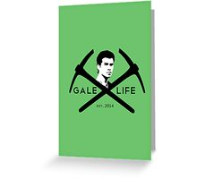 Gale Life Greeting Card