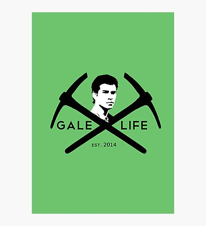 Gale Life Photographic Print