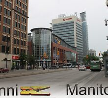 WinniPEG Manitoba by Stephen Thomas