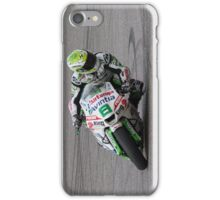 Hector Barbera at Circuit Of The Americas 2014 iPhone Case/Skin