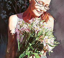 Tenderness by Olga Dik