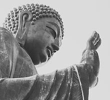 Tian Tan Buddha by Kylie Garner