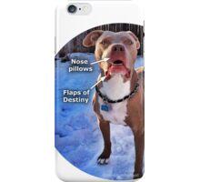 Flaps of Destiny! iPhone Case/Skin