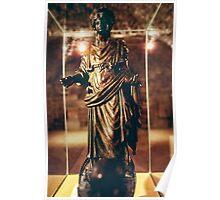 Bronze Deese Sequana Benedictine Abbey Museum Dijon France 19840430 0028  Poster