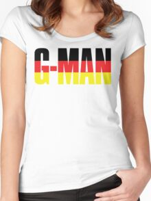 G-Man Women's Fitted Scoop T-Shirt