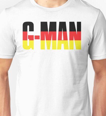 G-Man Unisex T-Shirt