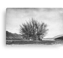The Tree House Canvas Print