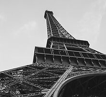 Eiffel Tower by Kylie Garner