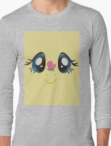 Fluttershy and Butterfly Long Sleeve T-Shirt