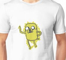 Jake The Dog - Hand Drawn Unisex T-Shirt